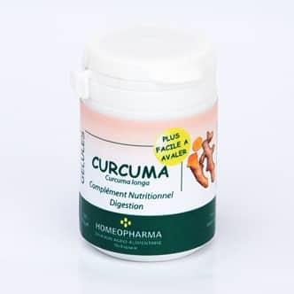 Gélules de Curcuma Homeopharma