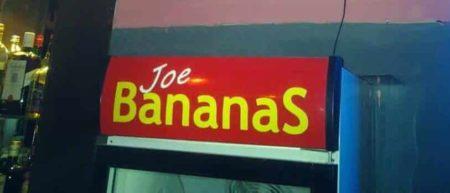 Karaoké gasy, Joe Bananas