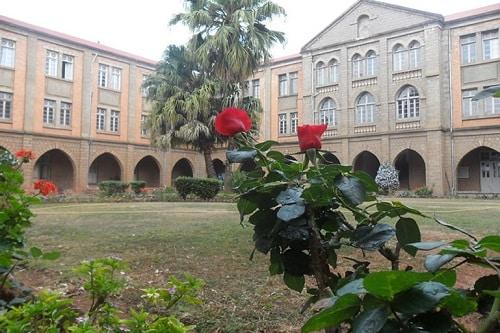 Le campus UCM