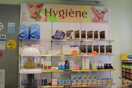 Hygiène et soins du corps chez Pharmacie Métropole