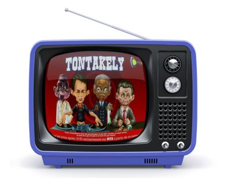 La politique avec Tontakely sur RTA