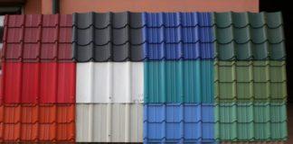 16 couleurs pour la tôle de Super Tôle
