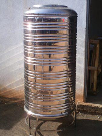 Super Tôle, Réservoir d'eau