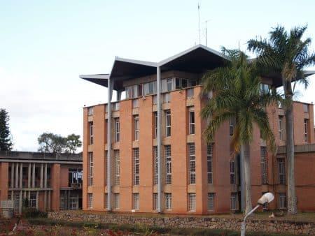 L'Université d'Antananarivo à Ankatso
