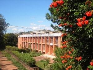 Université d'Antananarivo, Bibliothèque