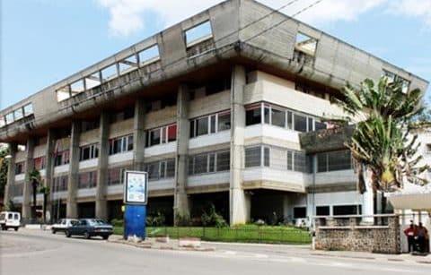 Siège de la Banque Centrale à Antaninarenina