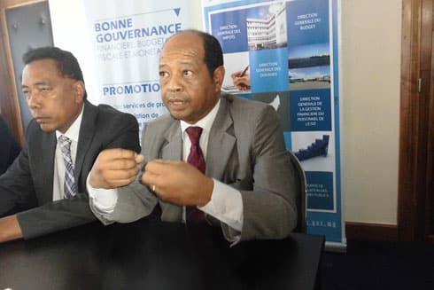 Banque Centrale, gouverneur