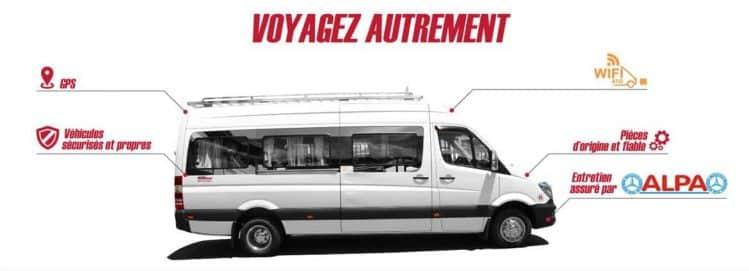 Cotisse transport, fiabilité véhicules