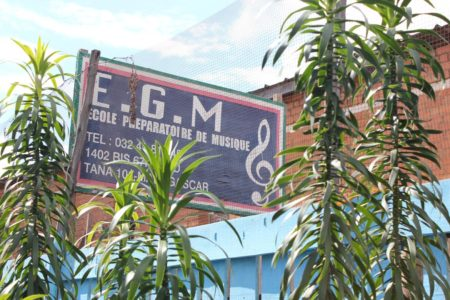 Centre national de l'EGM à 67 HA (Antananarivo)