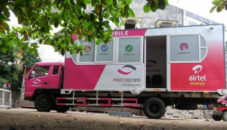 Microcred, agence mobile