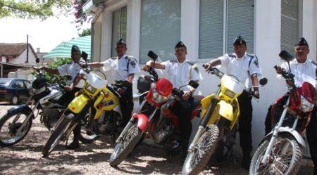Patrouille et ronde chez SSSM