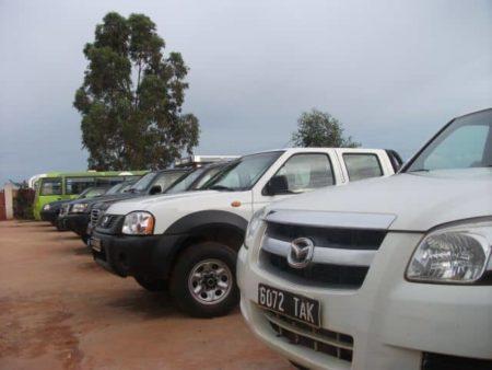 Location de voitures à Antananarivo, ACR Mada