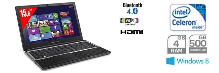 Fiche produit d'un ordinateur portable chez L'AMInformatique