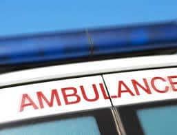 Transport médicalisé au CDU
