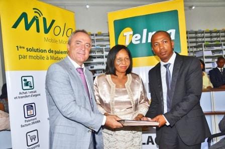 Partenariat CNTEMAD - Telma