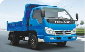Continental Auto, Camion benne Forland