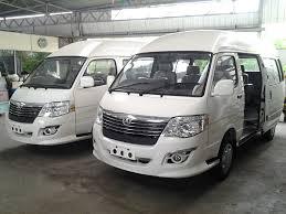 Minibus Continental Auto