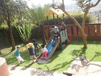 Crèches à Antananarivo, Ecole Jacques Prévert