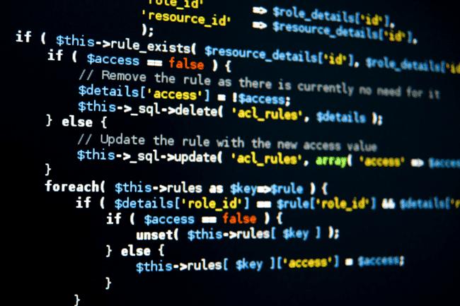 Web développeur à l'EPSI