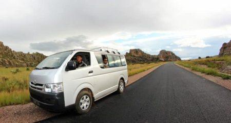Location de voitures à Antananarivo, Exode Tours