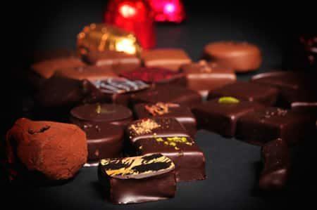 La Ferme d'Ivato, chocolats