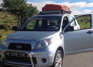 Location de voitures à Antananarivo, Hantacar