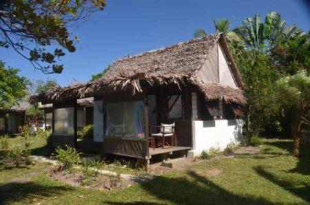 Hôtel Boraha Village, bungalow