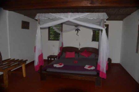 Hôtel Boraha Village, chambre