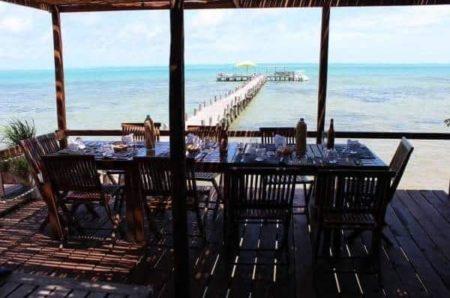 Hôtel Boraha Village, restaurant