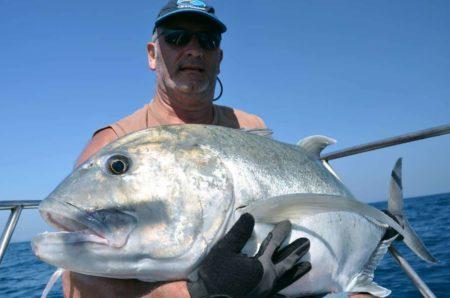 Pêche au gros à l'hôtel Boraha Village