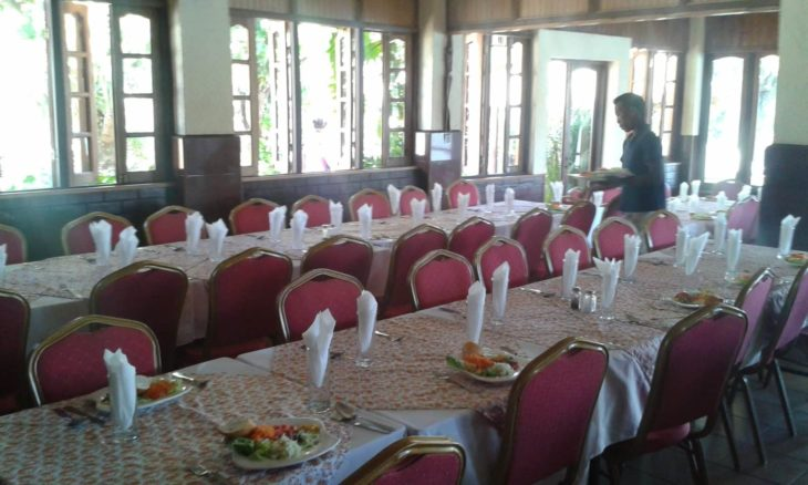 Hôtel Kavitaha restaurant