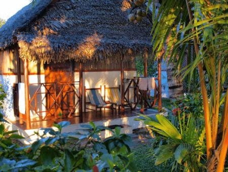 Hôtel Lakana, bungalow jardin