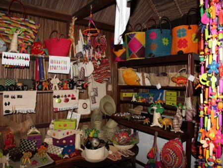 Boutique de l'Hôtel Lakana