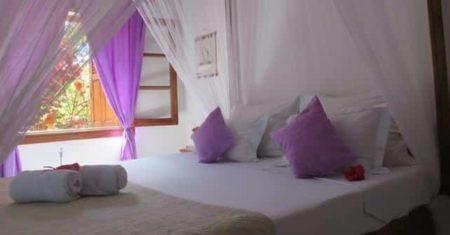 Hôtel Vanivola, Chambre du bungalow de charme