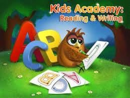 Apprentissage à la Kids' Academy
