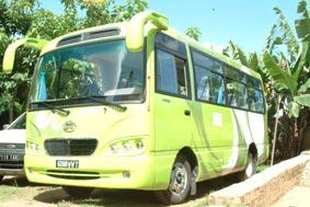 Bus en location chez Mada Rental