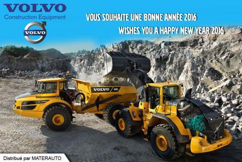 Materauto, distributeur d'engins Volvo