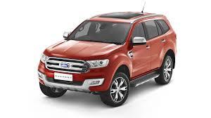 Ford Everest chez Materauto