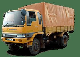 Paositra, transport de marchandises
