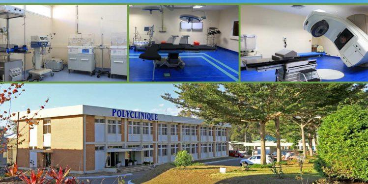 Des infrastructures modernes à la Polyclinique d'Ilafy