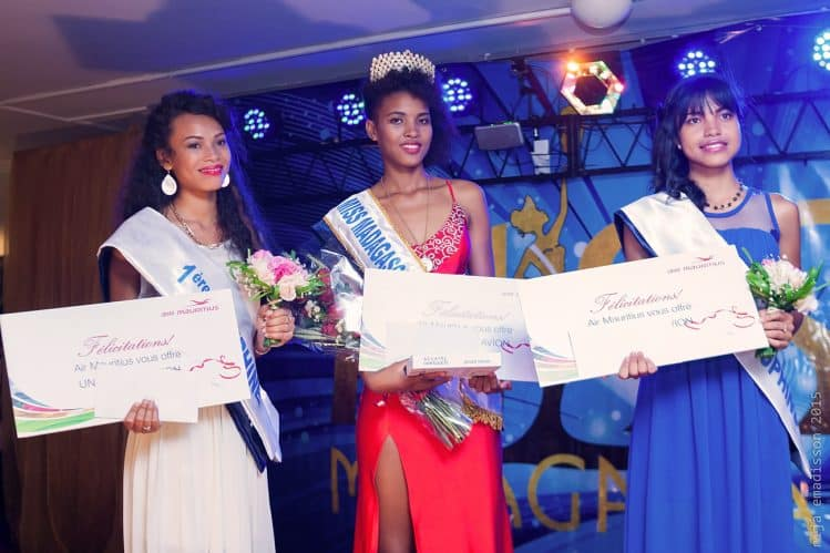 Miss Madagascar 2016 par Rija Emadisson