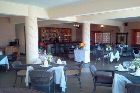 Hôtel Le Royal Palace, Salle du restaurant