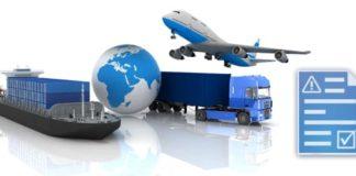 STTE, transit et transport de marchandises