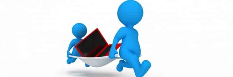 Dépannage sur site avec Tech Media