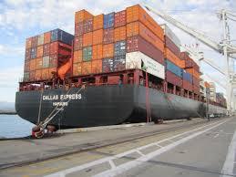 Groupage maritime avec TLT