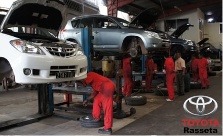 O trouver un bon garage antananarivo for Garage toyota angers