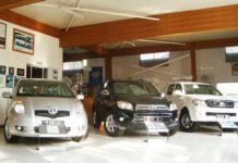 Showroom du Toyota Rasseta Behoririka