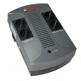 UPS Technology Onduleur InLine 650 VA avec parafoudre