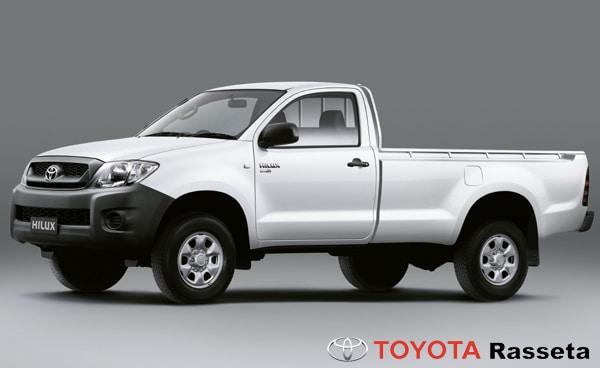 Voiture 4x4 à Antananarivo, Toyota