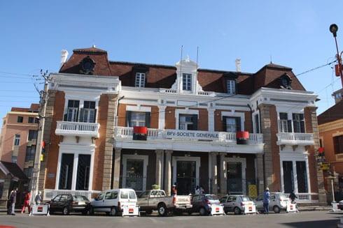 BFV-Société Générale, siège social